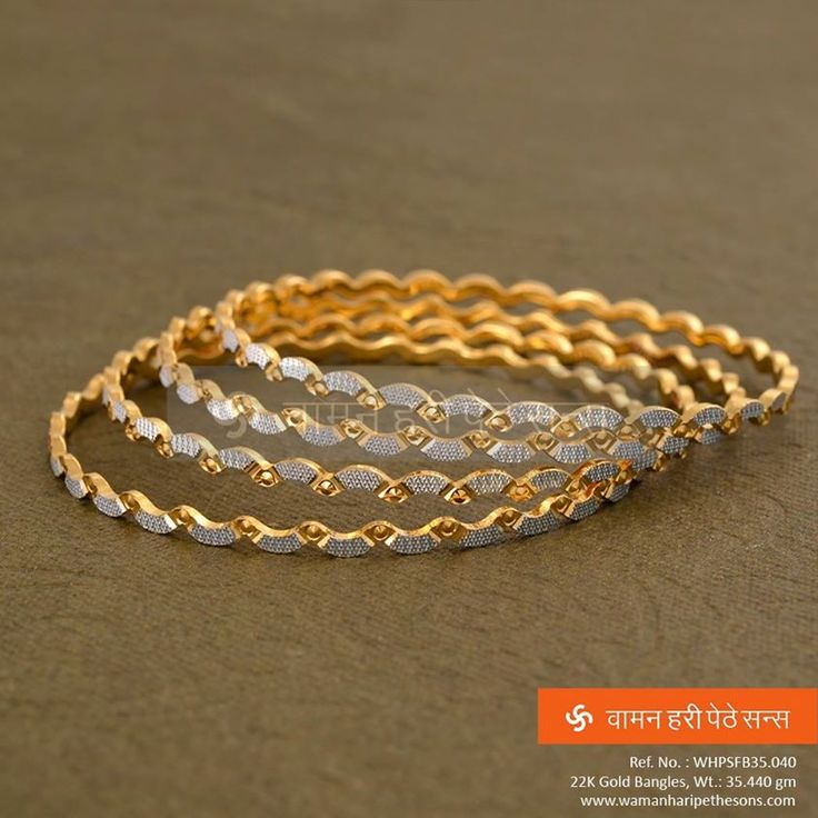 Classic #gold #bangles from our #gleaming collection.