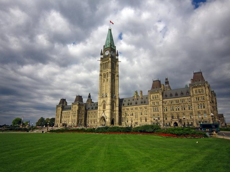 Otawa, Parliament (Canada)