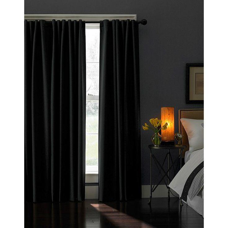 saville back tab curtain panel hayneedle