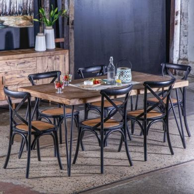 Oslo 1800 Dining Table (1800W x 900D x 760H mm) RRP $729