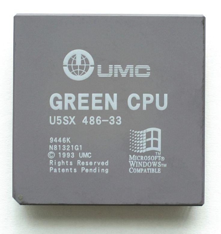 UMC 486 SX 33Mhz