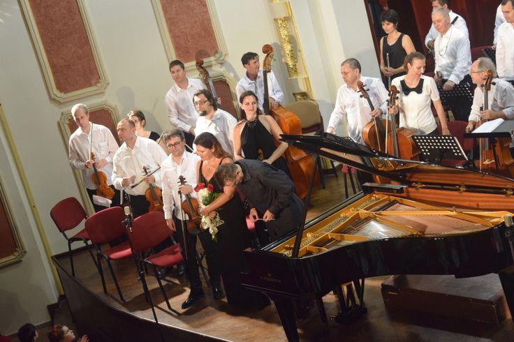 VIDEO!!!! Manifestările Zilelor Focşaniului au debutat cu muzică clasică - Ziarul de Vrancea