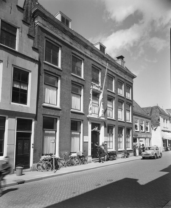 voormalig kantongerecht Brielle Voorstraat