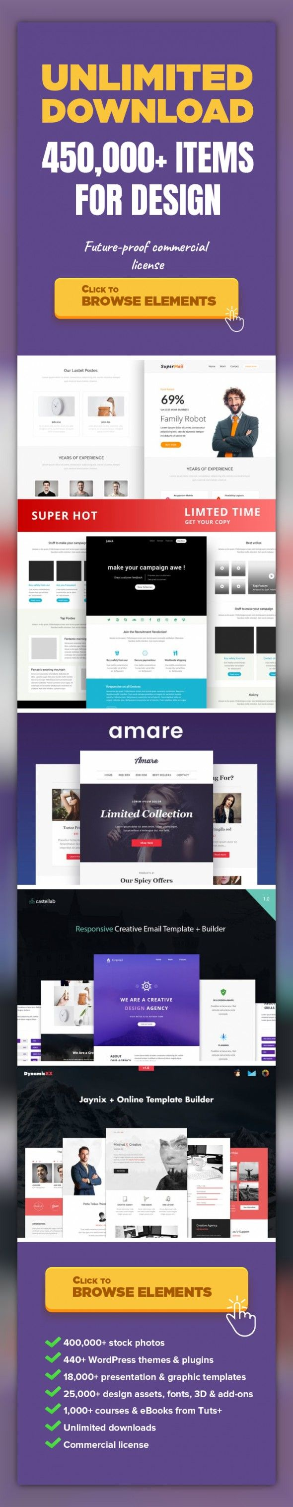 Very creative template, I guess | Responsive templates | Pinterest