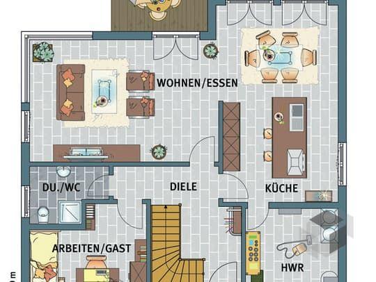 VIO 400 (Musterhaus Köln) von FingerHaus | Klassiker | Satteldach