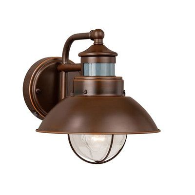 Youll love the harwich 1 light outdoor barn light at wayfair great deals