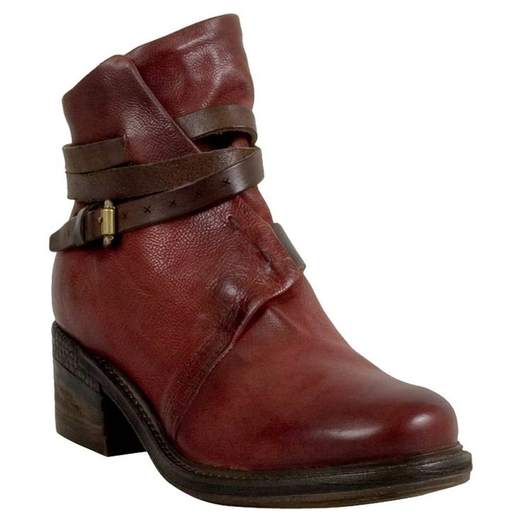 A.S.98 Norman Women's Motorcycle Boot