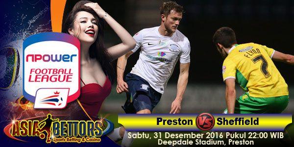 Prediksi Preston North End vs Sheffield Wednesday, Preview Preston North End vs Sheffield Wednesday, Preston North End vs Sheffield Wednesday akan bertemu di partai lanjutan Championship Inggris yang rencananya akan digelar pada hari Sabtu, 31 Desember 2016 Pukul 22:00 WIB dan disiarkan secara live dari Deepdale Stadium, Preston.