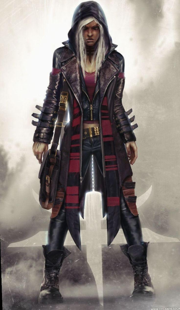 Anime poses female badass mangacosplay mha