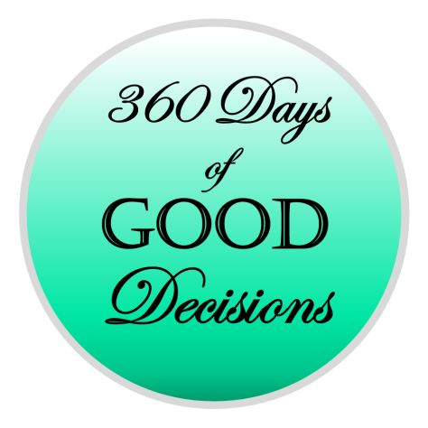 Follow my blog for shared motivation on making good decisions for your physical, mental and emotional well-being. Here's to good health!