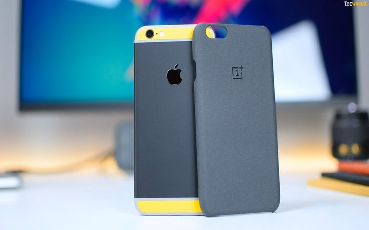 OnePlus Sandstone Case for iPhone 6/6S