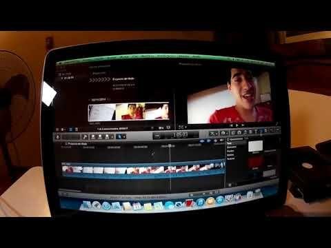 RENDIMIENTO DE FINAL CUT PRO EN MACBOOK PRO 2009! 🎬 - YouTube