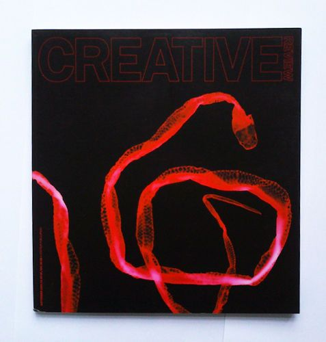 Creative Review Magazine September 2001 • £0.99 - PicClick UK