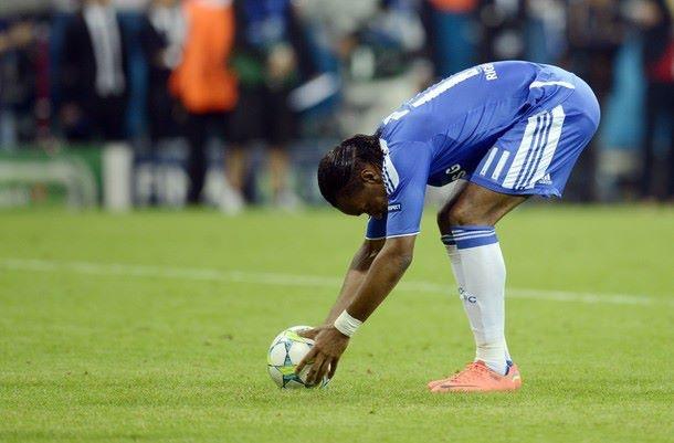9. Didier Drogba.