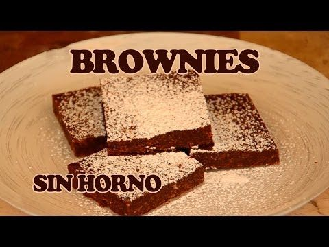 BROWNIES SIN HORNO CON 2 INGREDIENTES | RECETA FACIL PARA HACER BROWNIES | MUSAS - YouTube