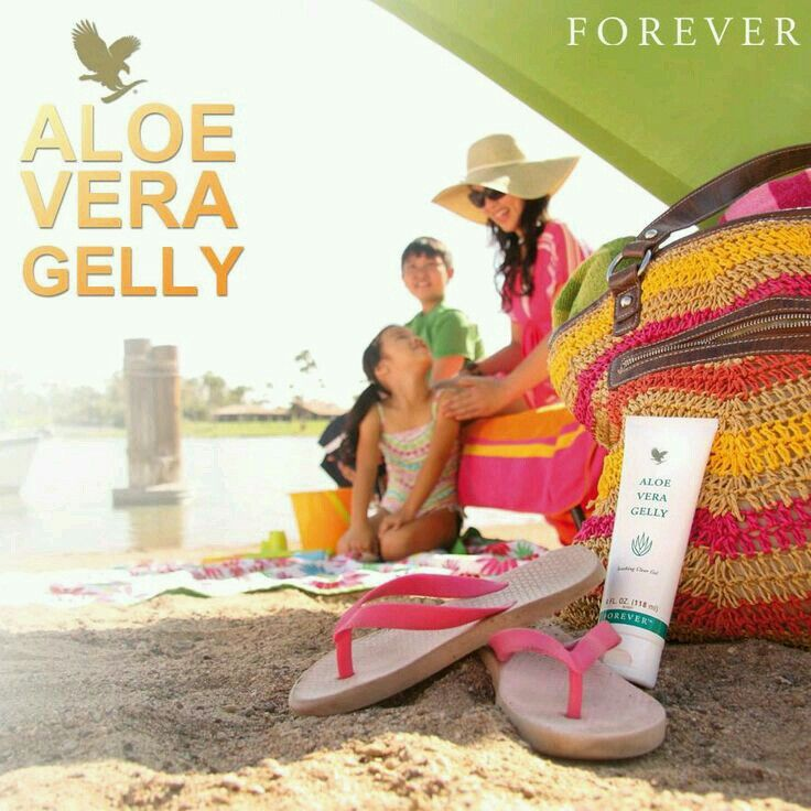 Aloe vera gelly you can use were ever your finger can reach inside and outside your body