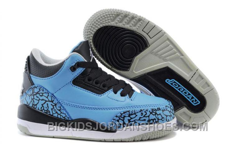 http://www.bigkidsjordanshoes.com/kids-air-jordan-iii-sneakers-215-new.html KIDS AIR JORDAN III SNEAKERS 215 NEW Only $63.01 , Free Shipping!