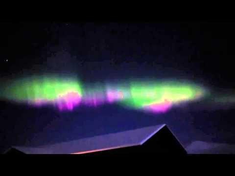 Aurora boreale in Islanda 2015: periodo, info agosto e novembre