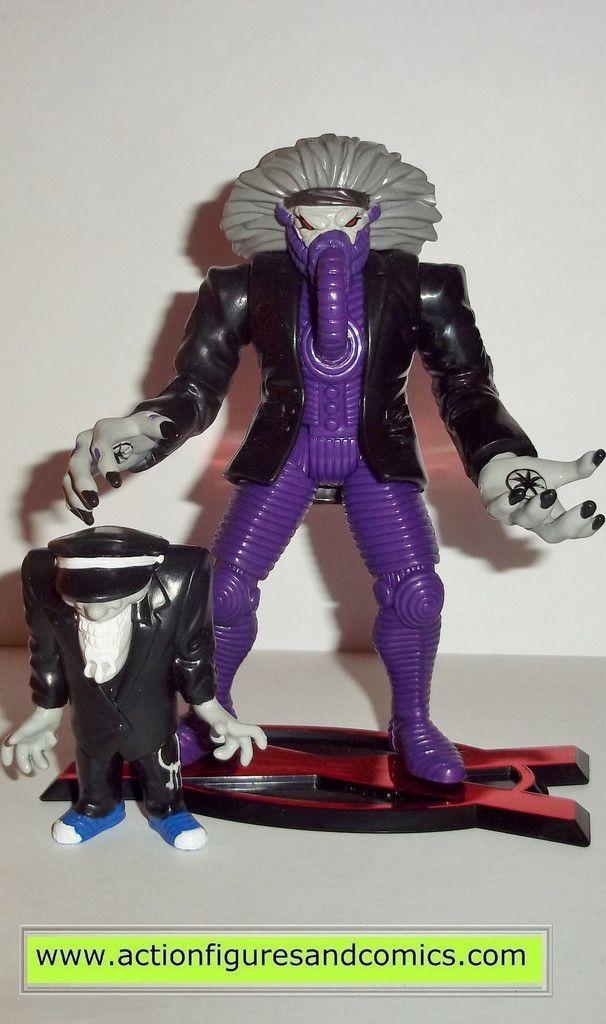 X Men X Force Toy Biz Emplate 1995 1996 Marvel Universe