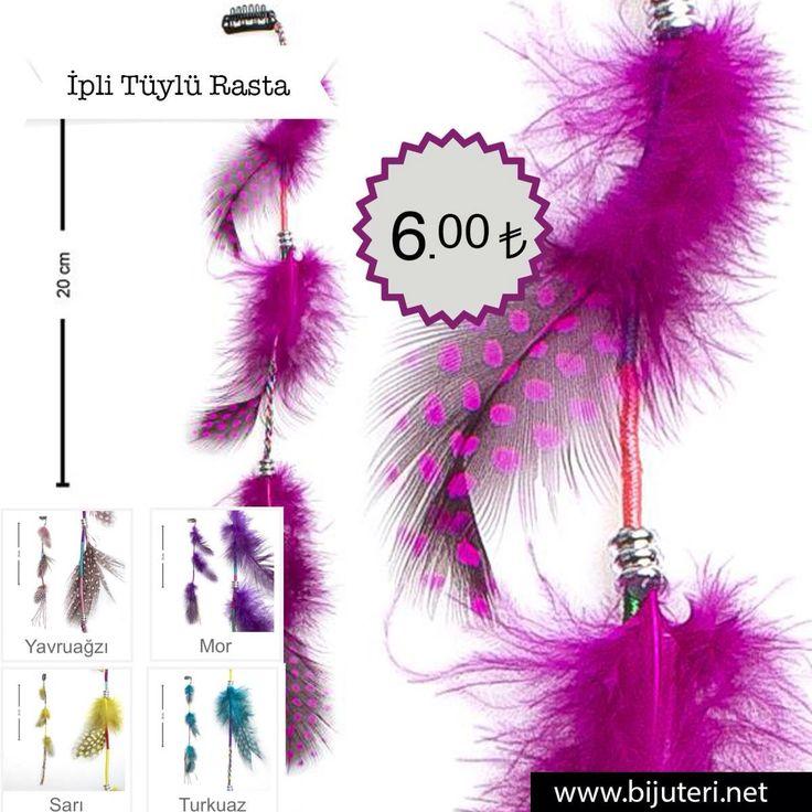Resimdeki ürünü ve diğer modellerini; http://bijuteri.net/perakende/tr/urun/75422/ipli-tuylu-rasta linkini ziyaret ederek alabilirsiniz. Yeni İpli Tüylü Rastalar stoklarda yerini aldı... Kapıda ödeme Kolaylığı  #tüylürasta #rasta #bijuterinet #aksesuar #moda #fashion #bijuteri #iplirasta #toptan #perakende #gününaksesuar