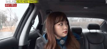 hahaha! hani on running man