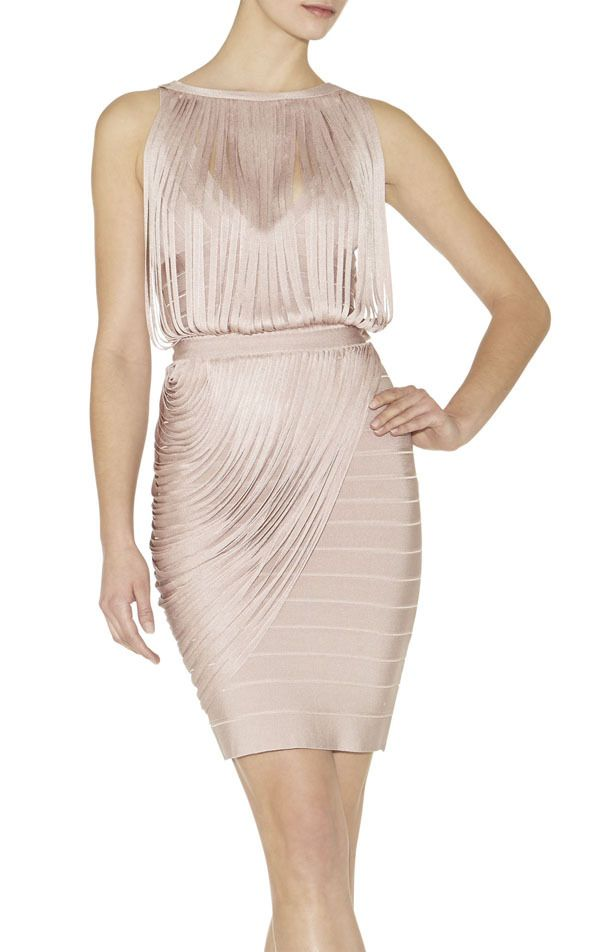 >> Click to Buy << New Dress Apricot  Fashion Leisure Stretch Slim Cocktail party Bangage Dress #Affiliate