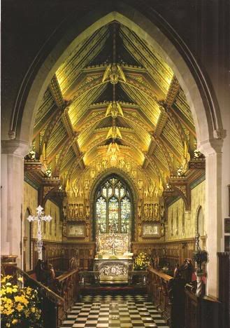 St Mary Magdalene church on the Sandringham Estate in Norfolk, England, is the church where Princess Charlotte will be christened tomorrow 5th July, 2015. It is also the church where her late grandmother, Princess Diana was also christened