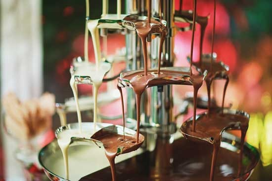 60 best images about Chocolate fountain ideas on Pinterest