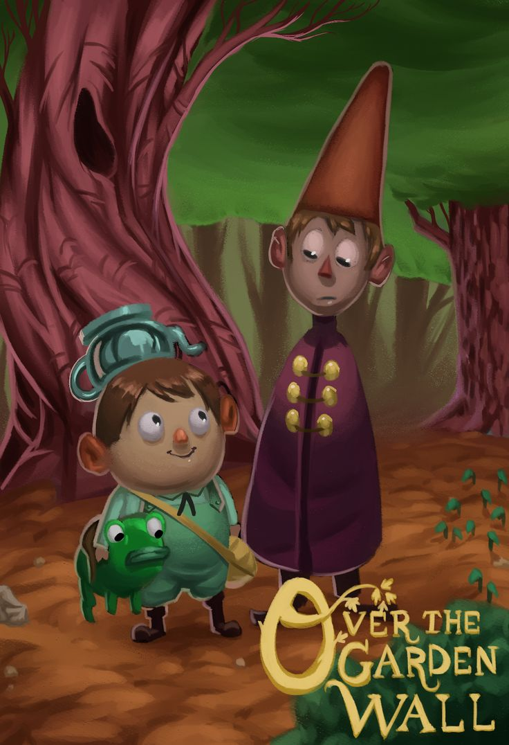 188 Best Images About Over The Garden Wall On Pinterest