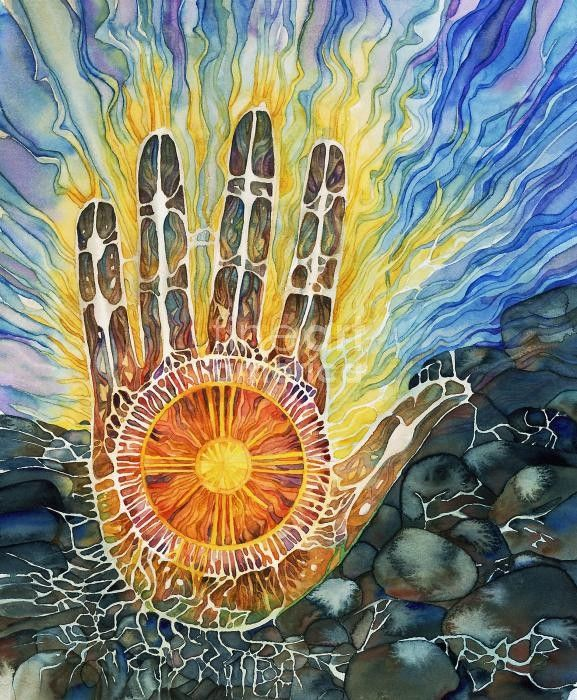 I feel that the essence of spiritual practice is your attitude toward others. When you have a pure, sincere motivation, then you have right attitude toward others based on kindness, compassion, love and respect.    Art by Helena Nelson Reed