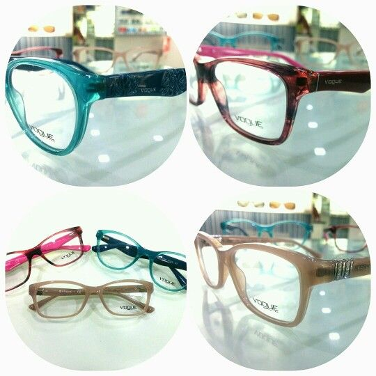 Check out our New Arrivals in #Vogueeyewear  #hotcolors #trendyshape #swarovskicrystals #whatmoredoyouwant? #OpticalService