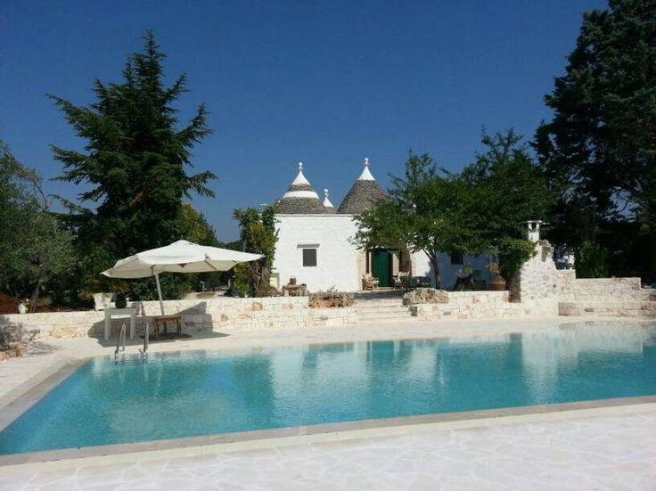 Bekijk deze fantastische advertentie op Airbnb: Charming Trullo in Valle d' Itria! - Villa's te Huur in Cisternino