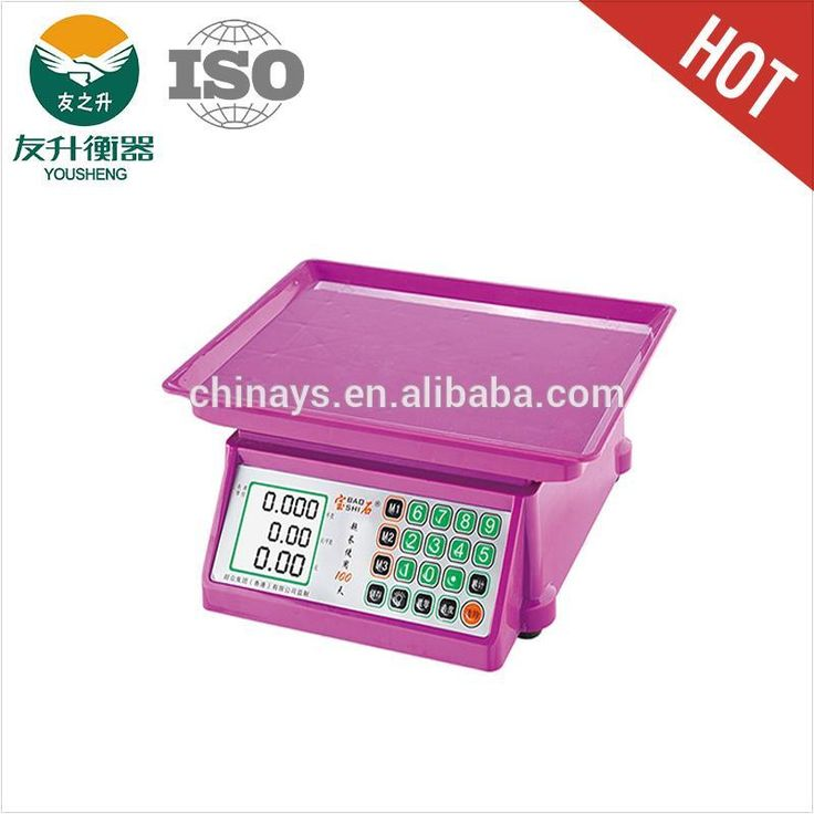 """MIni acs electronic price weighing scale 30kg With High Quality HT - 130,LCD Display,Super long standby.mini"""