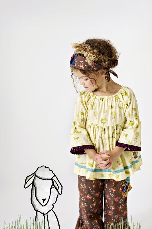 Shannon Sewell child fashion photographer