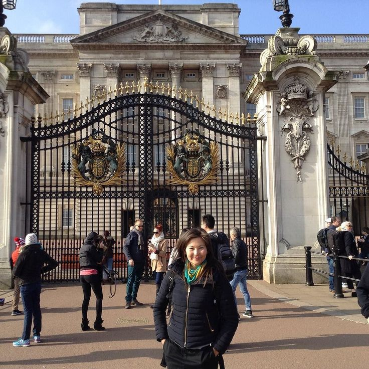 Букингемский дворец by aimiska