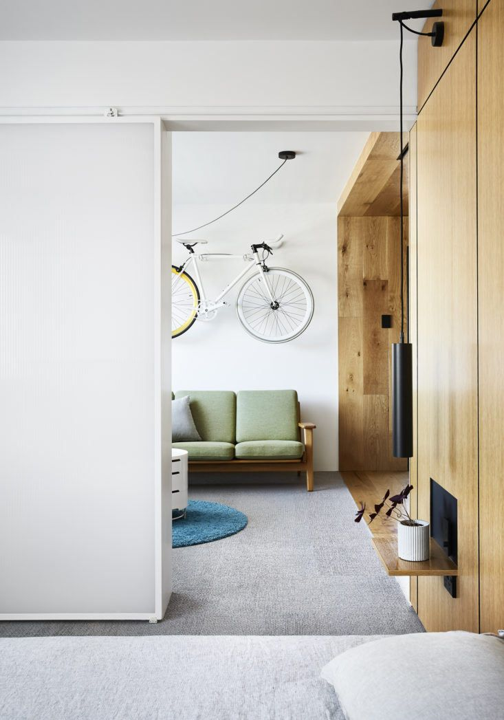 An Award Winning Apartment With Ingenious Small Space Solutions Cozy Interior Design Small Apartment Units Small Apartments