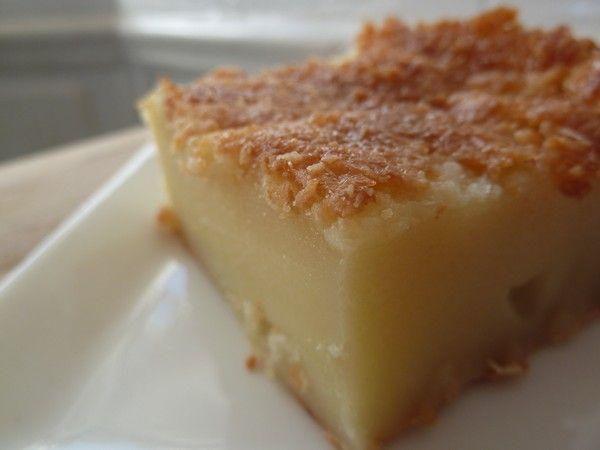 Butter Mochi...yum :)