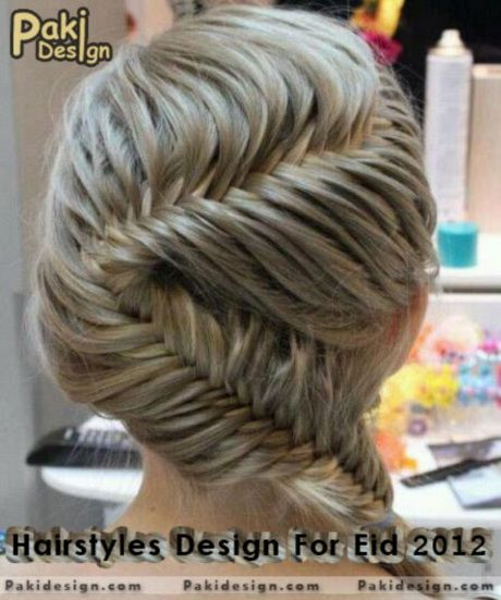 Pakistani hair styles pictures