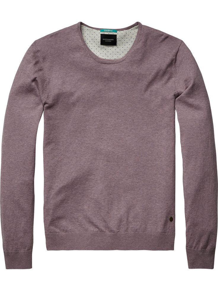 Scotch & Soda - Classic Crew Neck Pullover