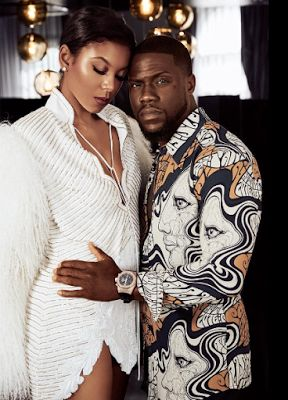 Kevin Hart wishes his new wife a happy birthday