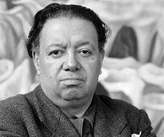 Biografia de Diego Rivera