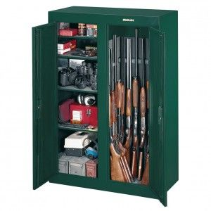 Is there a better way for owners to store a handgun, or long rifle? Safes can be expensive and it is important to be able to have access to a cheap gun safe.