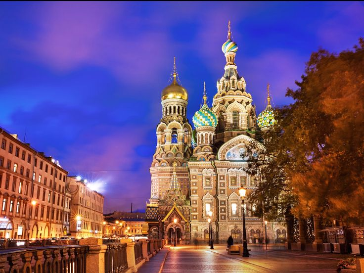 St. Petersburg, Russia, was just named the best destination in Europe