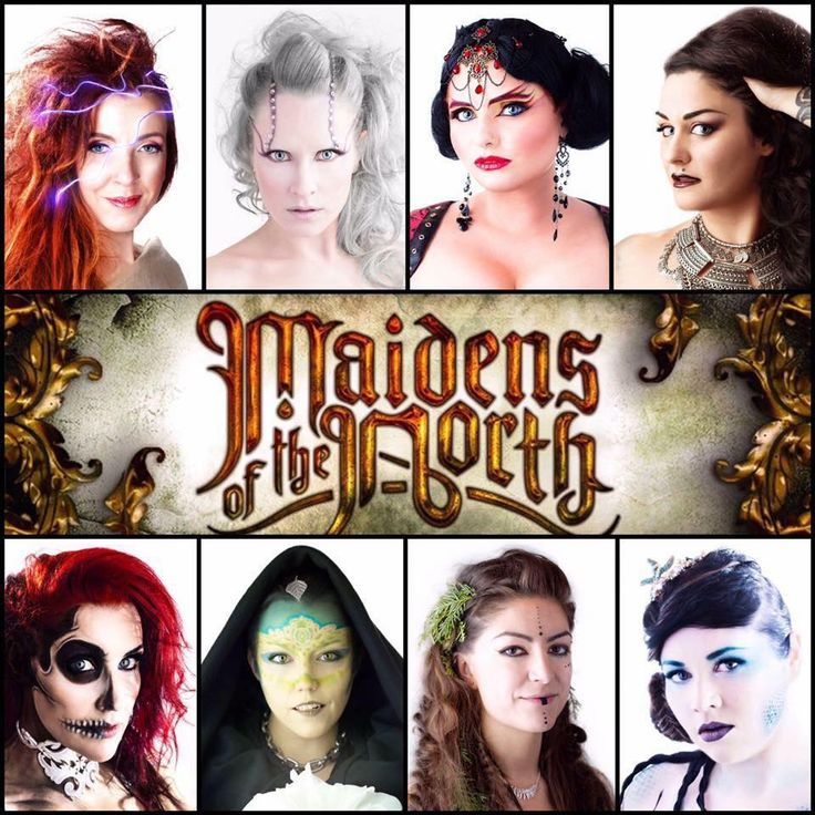 Meet the Maidens of the North