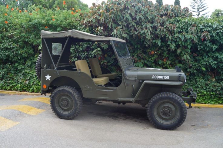 Jeep Cars Pictures >> 1952 Willys M38. Hood numbers just painted | JEEP | Pinterest | Jeeps, Jeep willys and Cars