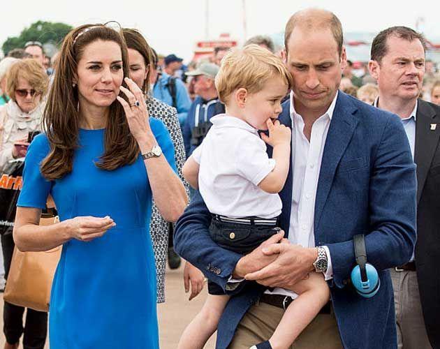 Aufregung um #Geburtstagsfoto: Sind #HerzoginKate und #PrinzWilliam Tierquäler? #PrinzGeorge #Royals