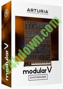 Arturia Modular V3 v3.2.1.1217 MacOSX | 726 Mb This is the one that switched on the synthesizer in popular music. Huge, massive, powerful, flexible all of this recreated in great detail for you. Originally sold as custom units to artists such as Tomita, Klaus Schultz, the Beatle's, Tangerine Dream and many others, we have recreated a giant collection of the best modules for you here.   #ArturiaModularV3v3.2.1.1217fullcrack #ArturiaModularV3v3.2.1.1217prox9ultimate #corelpa