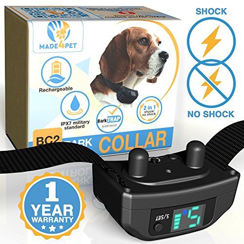 8 Best Dog Training Collars For 2019 Best Dog Training Dog Bark
