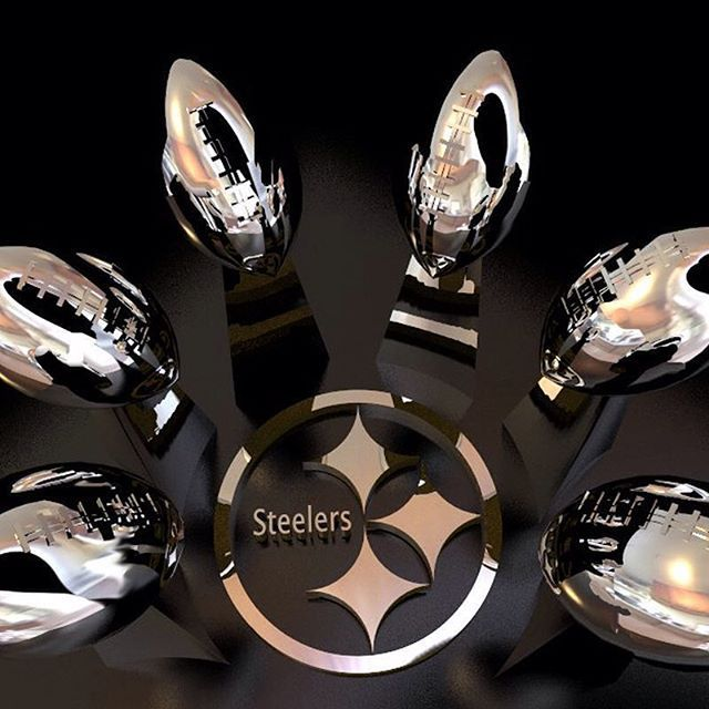Image result for pittsburgh sports trophies