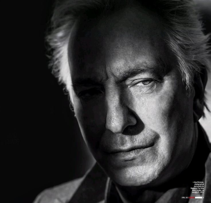 The thing I've always been afraid of has just happened: the death of my favorite people,who create what I love,my soulmates.Today life took away Alan Rickman...I can't find the right words to describe my feelings.It's just like I've lost a friend or close relative...Thank you,Alan,for everything you've done or had in mind but life hadn't left you time to accomplish it. TY for just being who you are!You will be sorely missed. I already miss you...R.I.P Alan Rickman.